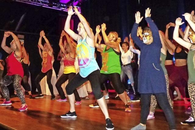 Sport, Tanz und Akrobatik