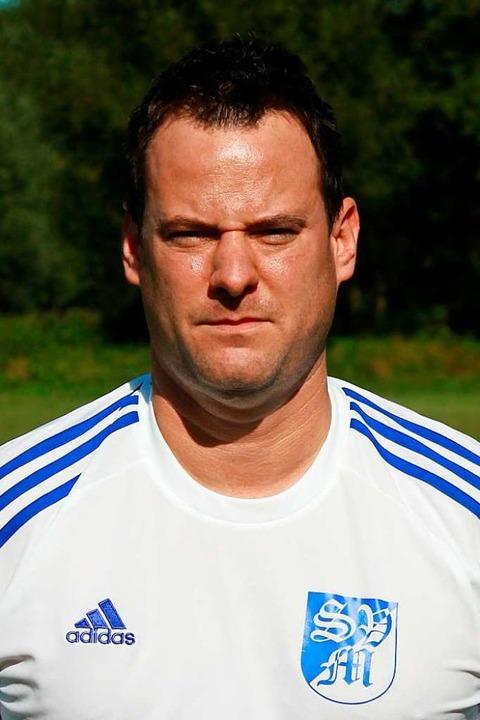 Zum Saisonende verlässt Trainer Sven O...Murger – nach dann fünf Jahren.     Foto: FuPa