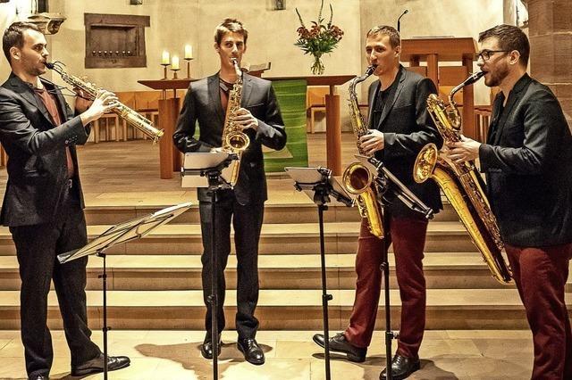 Von Barock bis Jazz