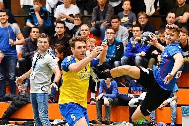 Handball-Union Freiburg gewinnt Landesliga-Spitzenspiel in Waldkirch
