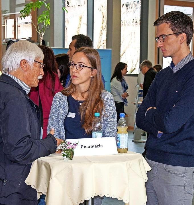 Handwerk oder Hochschule? Persönliche ... bei der Entscheidungsfindung helfen.   | Foto: Rotary Club