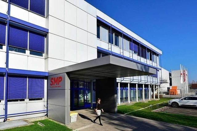 66 Mitarbeiter bei SMP in Kurzarbeit