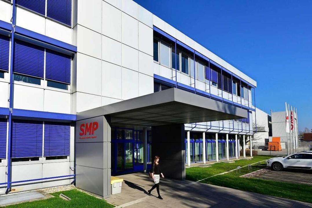 SMP (ehemals Peguform) in Bötzingen  | Foto: Thomas Kunz