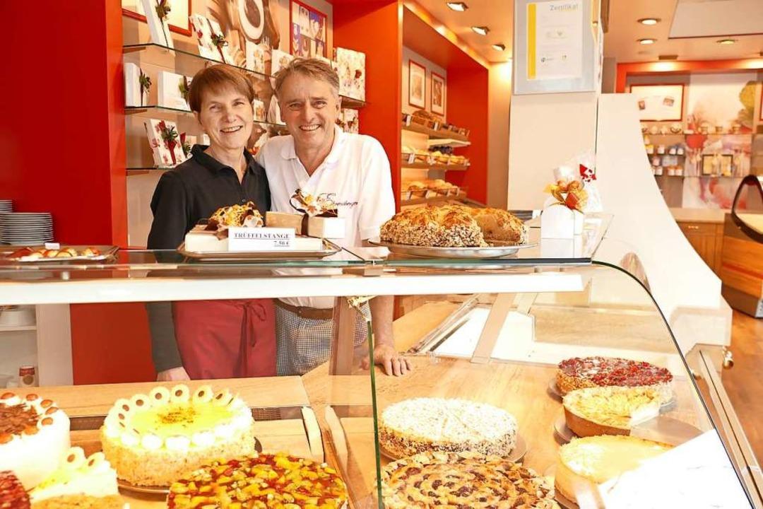 Gisela und Heinz Ehrensberger gehen in den Ruhestand  | Foto: Mark Alexander