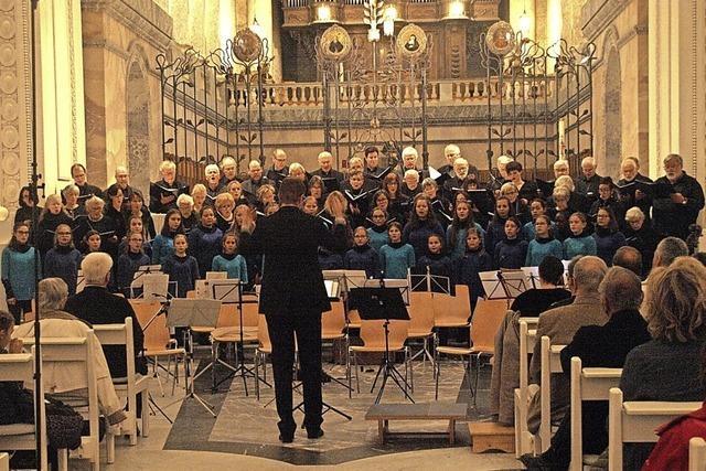Domchor gibt ein umjubeltes Jubiläumskonzert