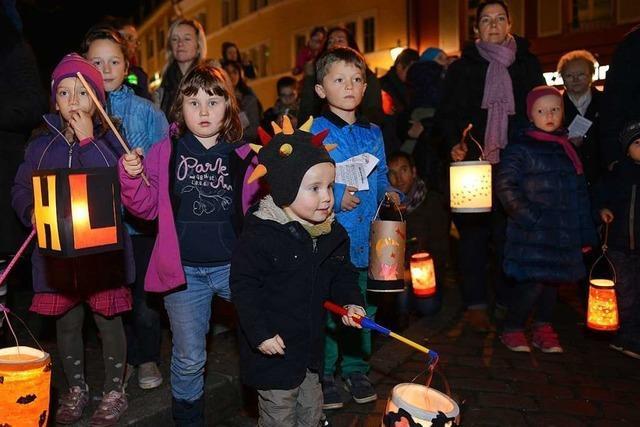 Alle Termine für Martinsumzüge in Freiburg 2019