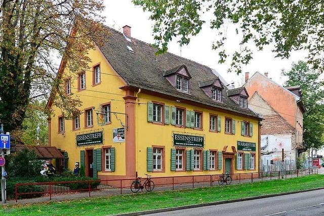 Arbeitsgemeinschaft Freiburger Stadtbild will das Dreikönigshaus retten