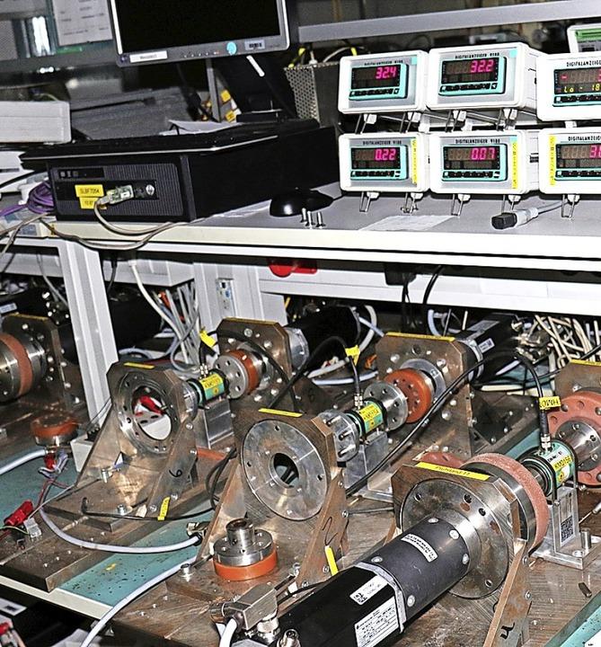 Auf dem Prüfstand: Dunkermotoren muss ...en Wachstums 2020 Kurzarbeit anmelden.  | Foto: Dunkermotoren