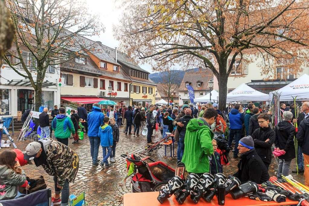 Kirchzarten öffnet am Sonntag seine Geschäfte - Kirchzarten - Badische Zeitung