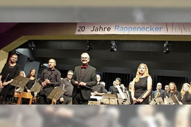 Stadtmusik in Jubelform