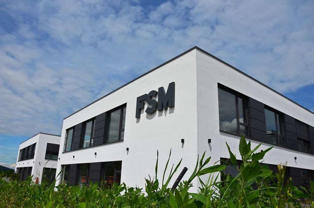 Wichtiger Arbeitgeber im Dreisamtal: FSM  | Foto: Anita Fertl