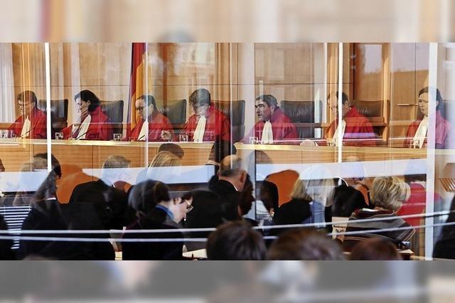 Verfassungsrichter erlauben 30-prozentige Kürzung von Hartz-IV, wenn Arbeitsloser nicht mitwirkt