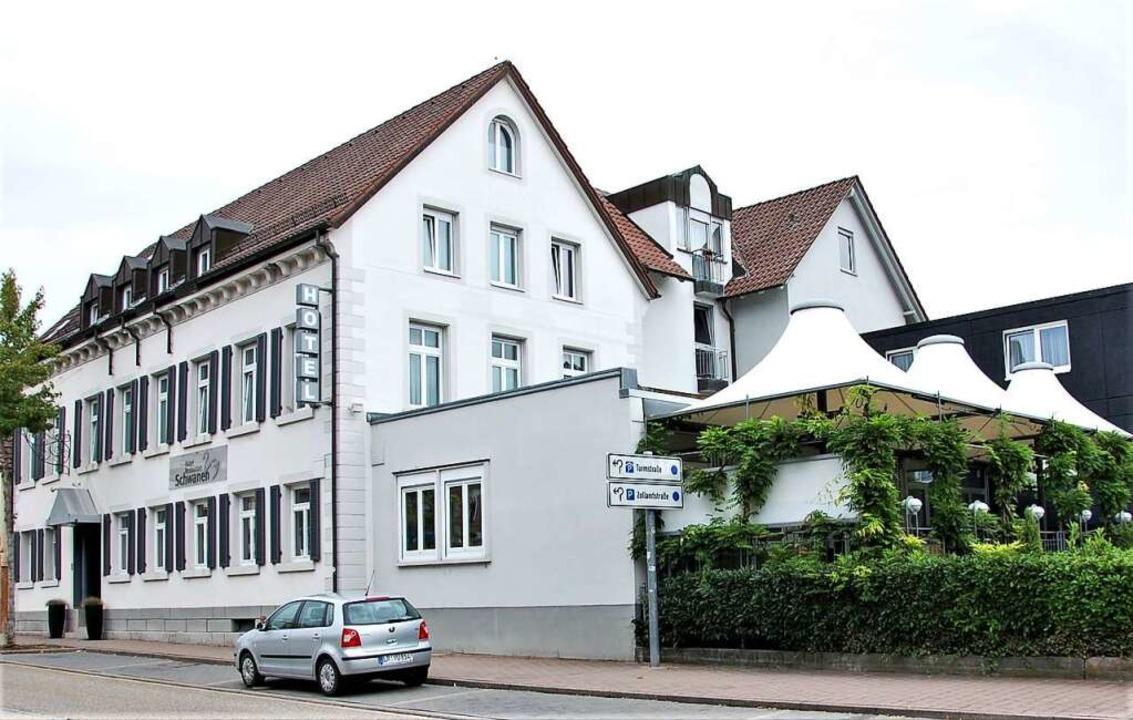 Hotel und Restaurant Schwanen heute  | Foto: Wolfgang Beck