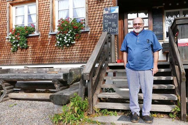 Bernhard Andris verlässt nach 25 Jahre den Gemeinderat in Feldberg