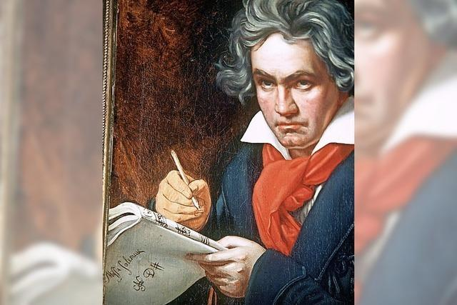 Der Freiburger Bachchor feiert sein 75-jähriges Bestehen mit Beethoven und Berg