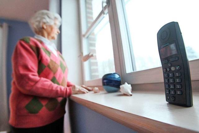 Betrügerische Anrufer schlagen im Kreis Lörrach und in Bad Säckingen zu