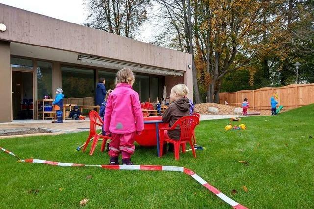 Die Evangelische Kita in Merzhausen zieht in neue Räume ein