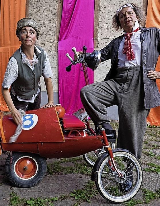Duo Einfach Riesig  | Foto: Museum Franziskaner Villingen-Schwenningen