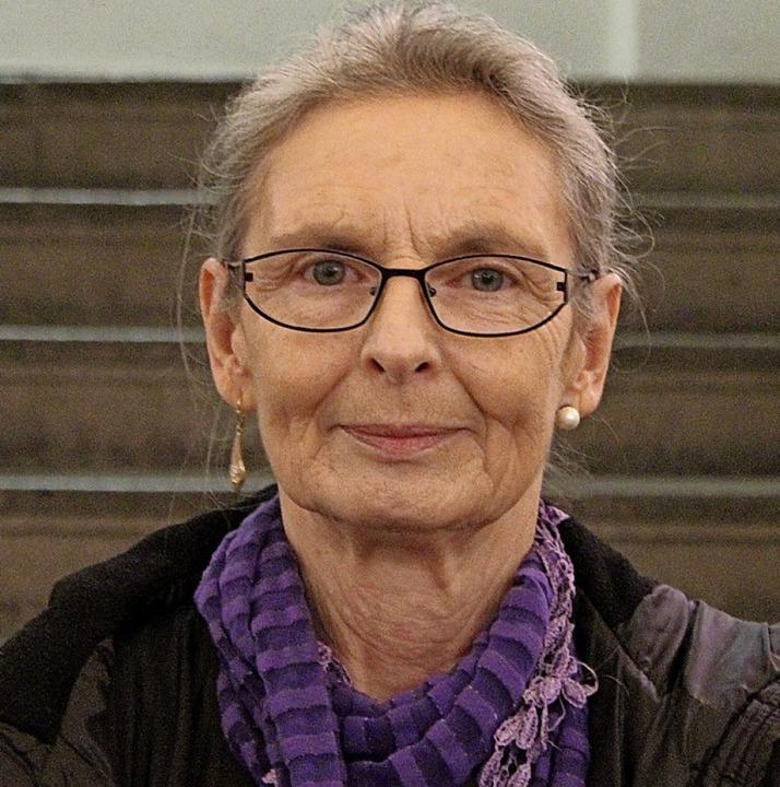 Ilona Wegerle ist Ansprechpartnerin für alle Schüler am Gymnasium.  | Foto: Manuel Hunn