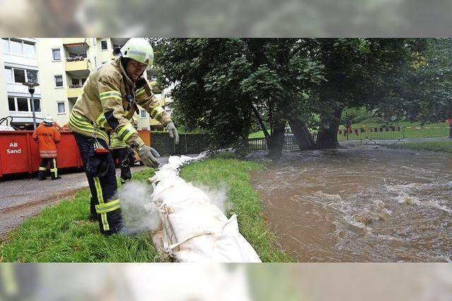 Hochwassergefahr berechnen