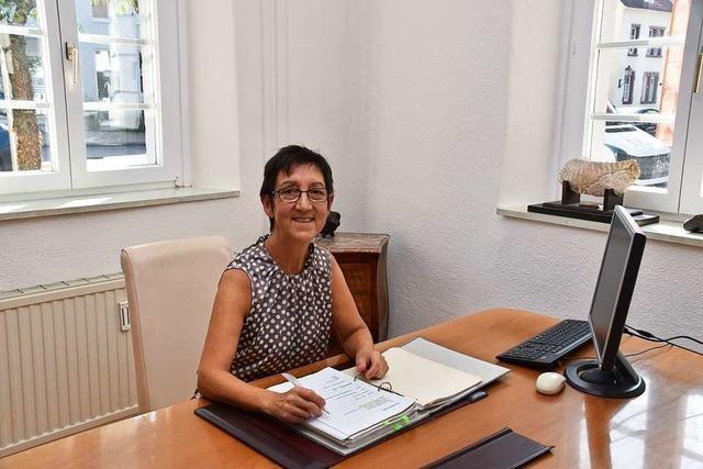 Kathrin Leininger macht das neue Amt Spaß
