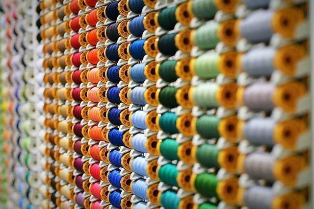 Traditionsreicher südbadischer Textilhersteller Gütermann: