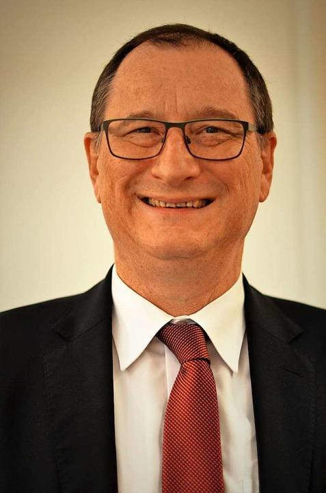 Gütermann-Chef Jürgen Drescher   | Foto: Kathrin Blum