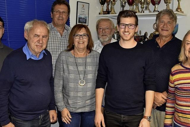 Nico Kiefer übernimmt SPD-Vorsitz
