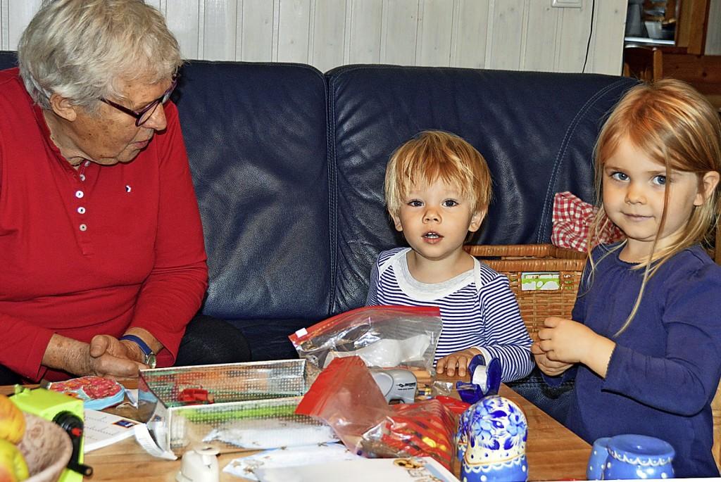 Großeltern auf Zeit im Dreisamtal gesucht - Kirchzarten - Badische Zeitung
