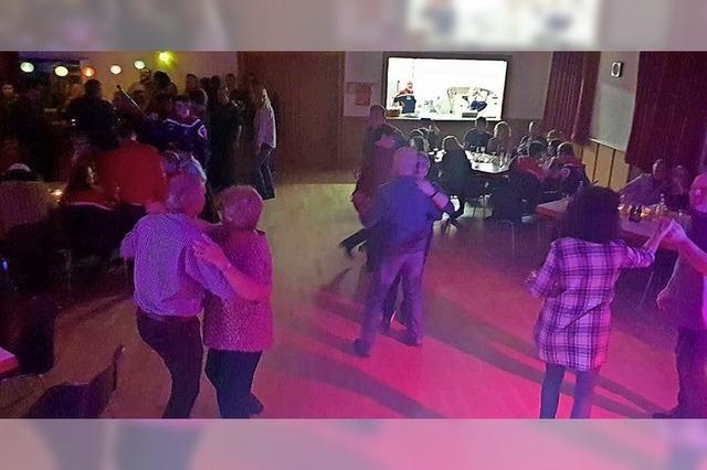 Tanz beim SC Kleinkems