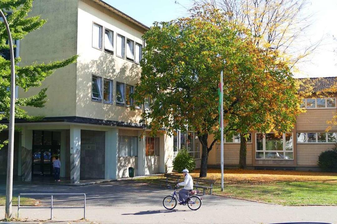 Die Gertrud-Luckner-Realschule in Rheinfelden.  | Foto: Ingrid Böhm-Jacob