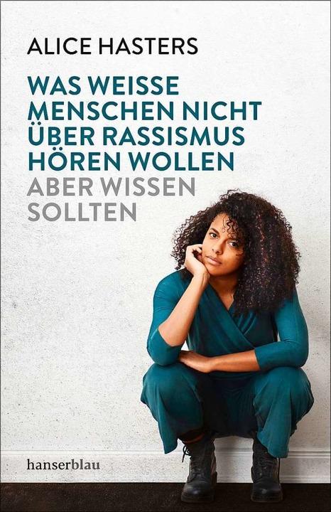 Alice Hasters Buch erschien im September.  | Foto: hanserblau