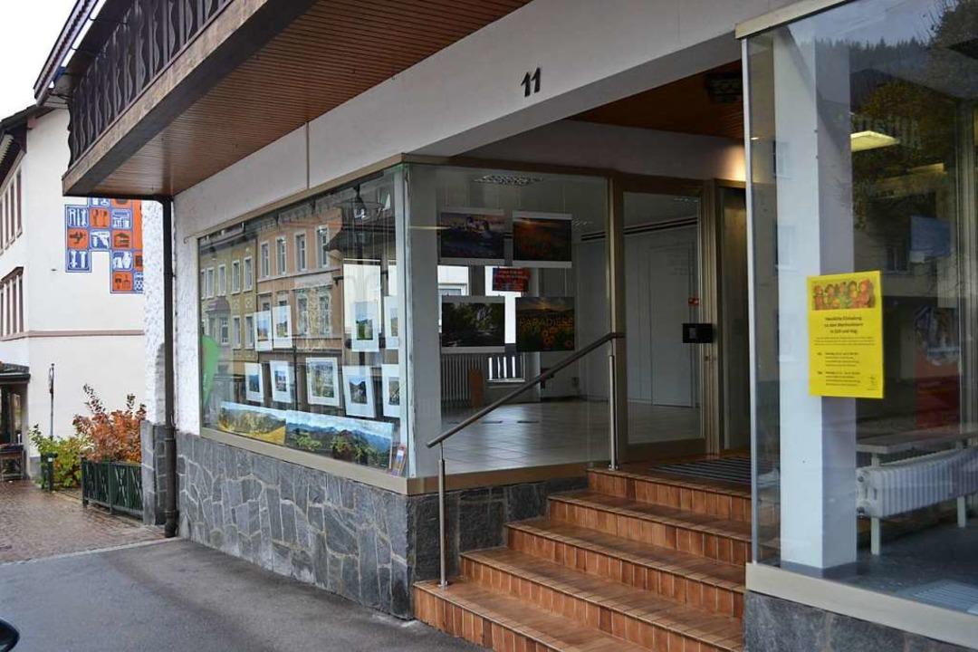 Das Büro des Vereins Zeller Bergland T...traße 3 in die Kirchstraße 11 in Zell.  | Foto: Paul Berger