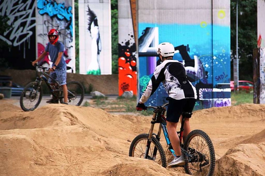Oberrieds Jugendliche wünschen sich Mi...in Mountainbike-Parcours (Symbolbild).  | Foto: Daniela Gschweng