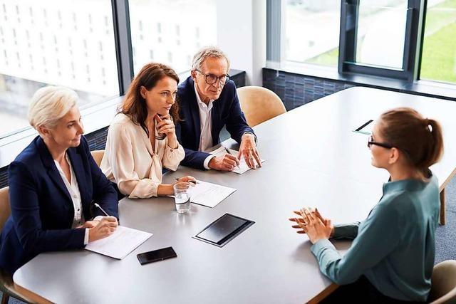 Das Vorstellungsgespräch – auf die richtige Vorbereitung kommt es an