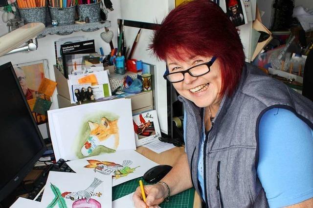 Denzlinger Autorin veröffentlicht ihr zweites Kinderbuch