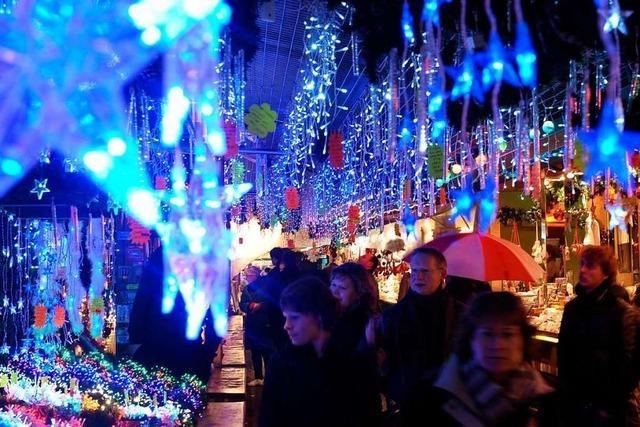 Das Elsass buhlt auch in New York um Weihnachtstouristen