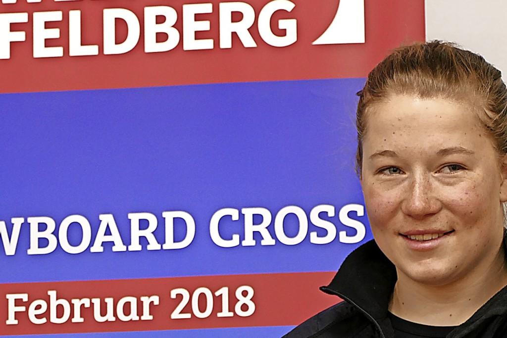 Jana Fischer verpasst nach Schulterverletzung den Wettkampfwinter - Snowboard - Badische Zeitung - Badische Zeitung
