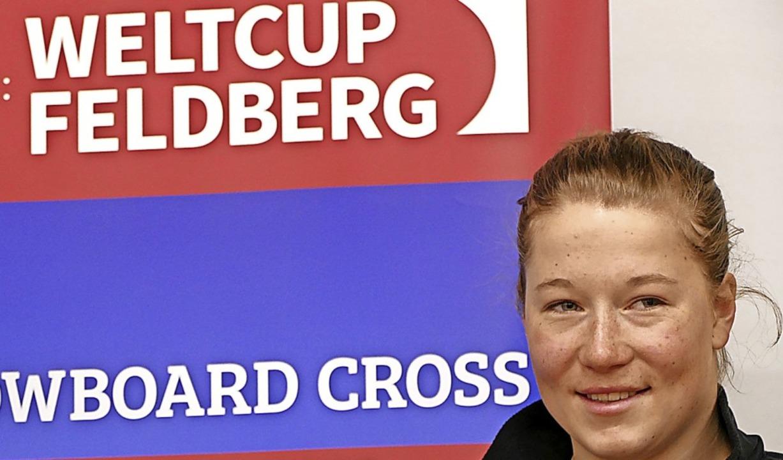 Der Traum vom Start beim  Snowboardcro...eldberg ist für Jana Fischer geplatzt.  | Foto: Johannes Bachmann