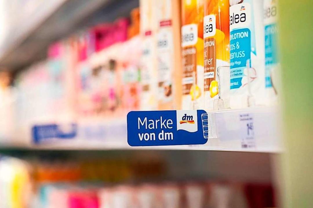 Branchenprimus in Deutschland: die Drogeriemarktkette DM  | Foto: Sebastian Heck