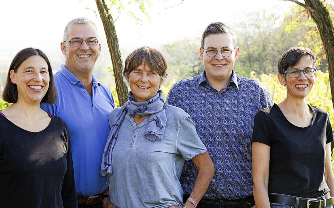 Christiane Portele, Andreas Hoffmann, ...iste Breisach in den Vorstand gewählt.  | Foto: privat