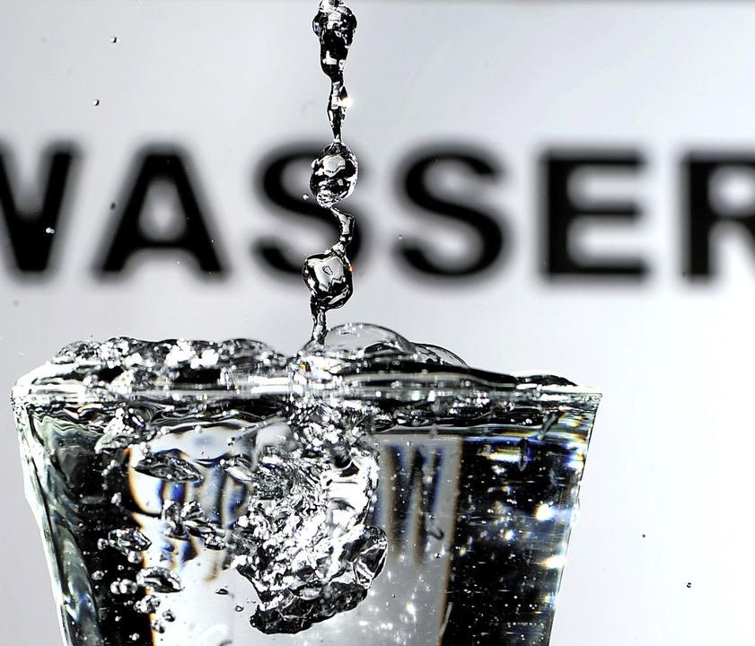 Zur Sicherung der Trinkwasserversorgun...eiten Tiefbrunnens im Verbandsgebiet.   | Foto: Daniel Reinhardt