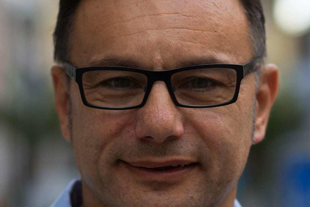 Hört auf: Gerhard Kaiser, Obermeister der Metzgerinnung  | Foto: Patrik Müller