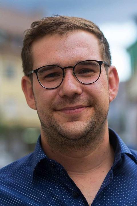 Kandidiert als Obermeister: Mario Brand  | Foto: Patrik Müller