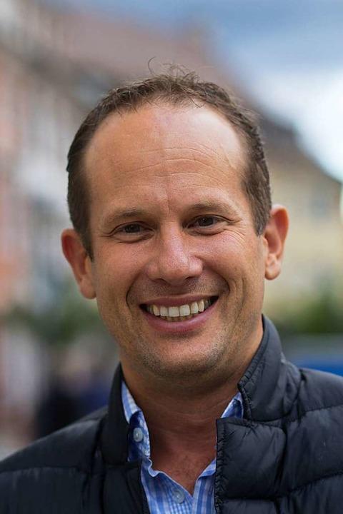 Kandidiert als Vize: Robert Feißt  | Foto: Patrik Müller