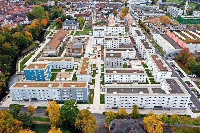Bis 2030 fehlen noch 3500 neue Wohnungen in Offenburg