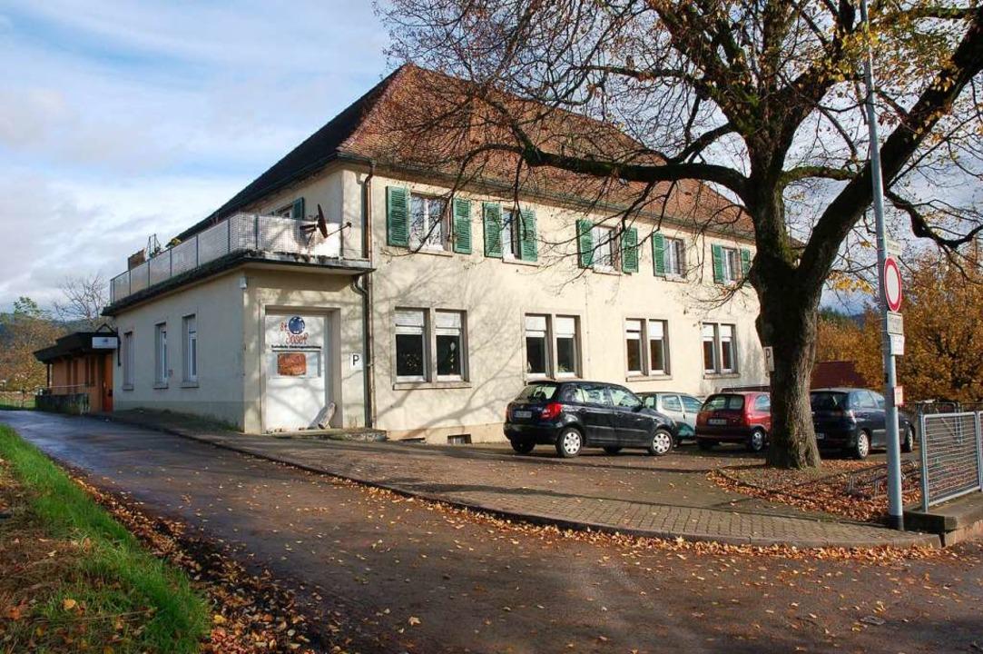 Das Gebäude ist mehr als 90 Jahre alt.  | Foto: Wolfgang Beck