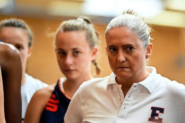 USC-Trainerin Fernandez: