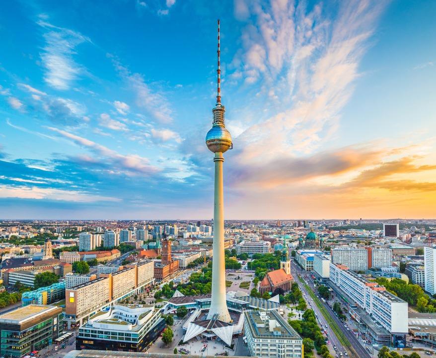 Sieht aus wie Mitte, der Fernsehturm a...gar keine Mitte – sondern viele.  | Foto: JFL Photography - stock.adobe.com