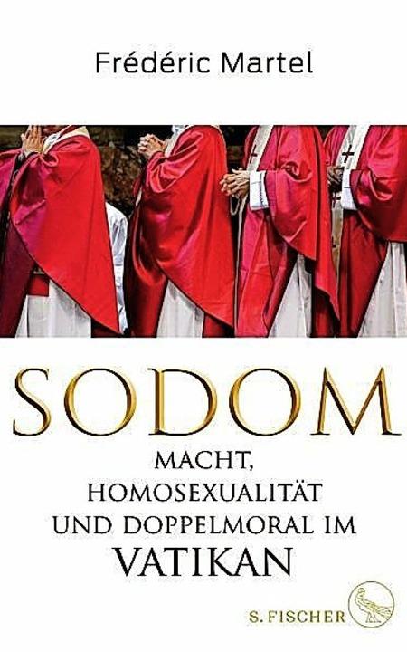 Frédéric Martel:  Sodom. S. Fischer, Frankfurt 2019.  672 Seiten,  26  Euro.  | Foto: BZ